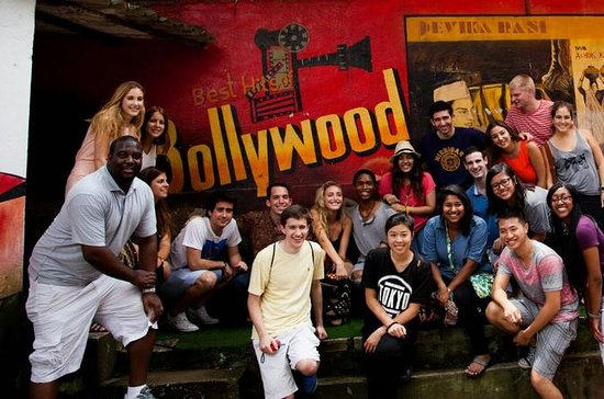 Mumbai Film City and Bollywood Tour...