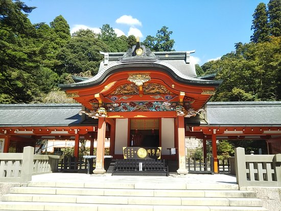 Kirishima Shrine