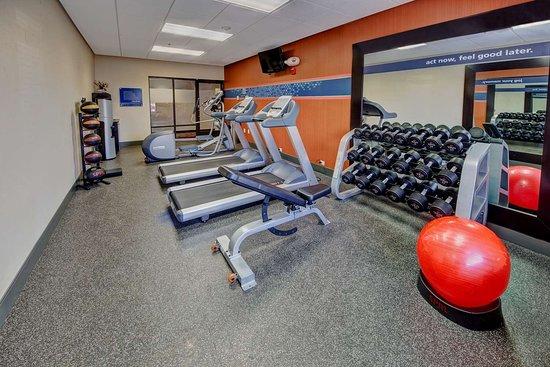 Dunn, Kuzey Carolina: Health club