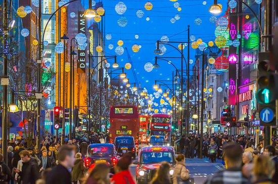 ロンドンのクリスマス:市のホストとのプライベート体験