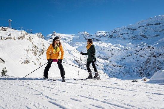 Ski-Erlebnis auf dem Titlis