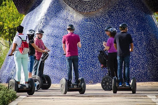 Segway-Tour durch Valencia