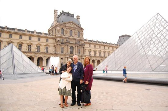 Notre-Dame, Museu do Louvre e Tour...
