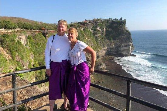 Halvdagers privat tur: Uluwatu Temple...