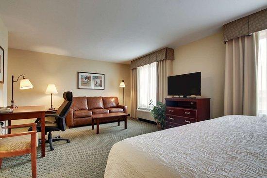 Hampton Inn & Suites Denver Littleton: Guest room