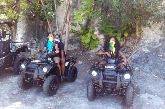 ATV Tour of Nassau