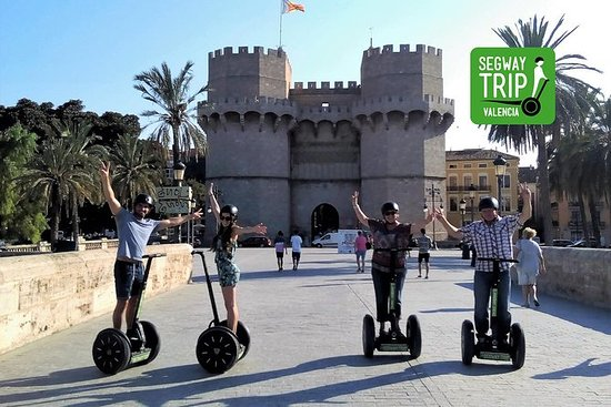 FUN SEGWAY VALENCIA TOUR