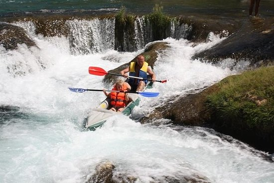 Half-Day Kayaking Safari on the...