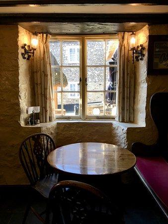 Branscombe, UK: In the Pub