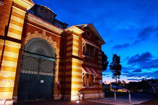 Boggo Road Gaol Ghost Tour