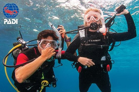 PADI Open Water Course - Tamarindo