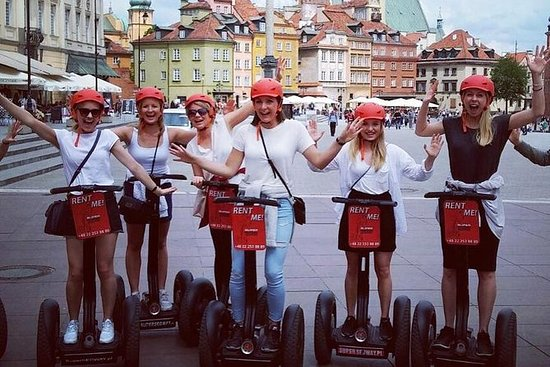 2 Hour Super Segway City Tour of...