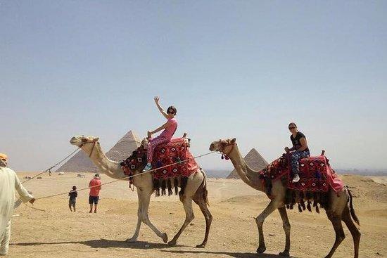 Día completo Visita las pirámides de...