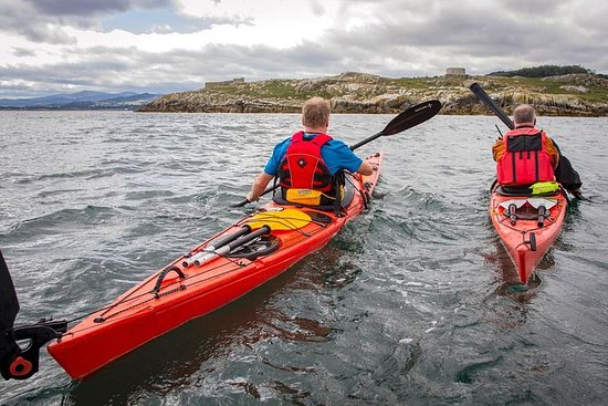 Connemara Sea Kayaking Adventure...