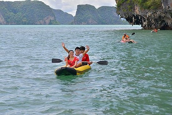 Phang Nga Bay Speed ​​Boat med Privat...