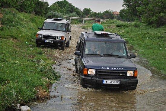 Jeep Safari Programm - Sonnenstrand