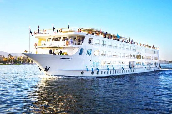 4-Day, 3-Night Nile cruise from Aswan