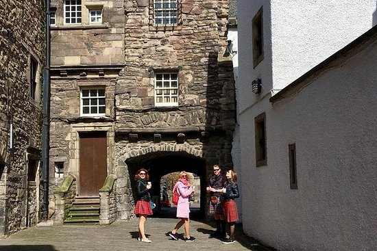 Outlander Walking Tour av Edinburghs ...