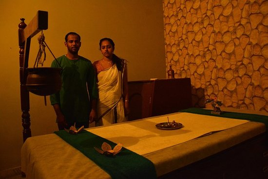Sparsa offers you a Traditional Ayurvedic Spa centre recommended by...