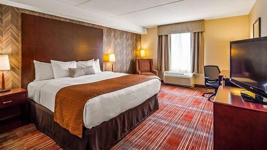 Best Western Plus Muskoka Inn: Guest Room