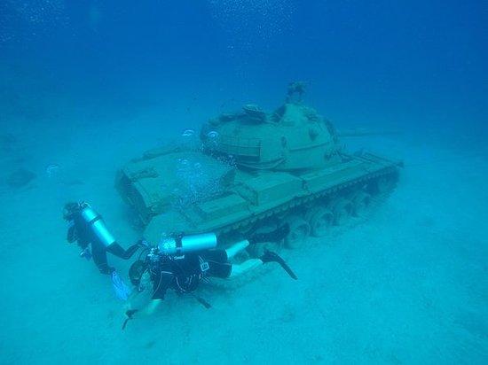 Découverte de la plongée sous-marine...