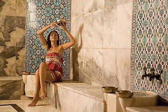 Türkisches Bad in Istanbul mit...