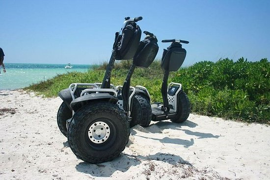 Coastal Segway Adventure en Freeport
