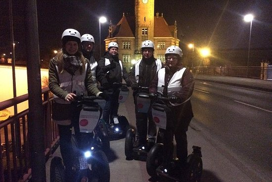 Dortmund by Night Segway-Tour