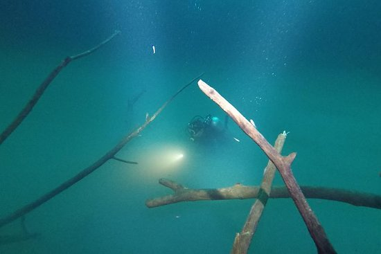 Cenote Scuba Diving en Tulum