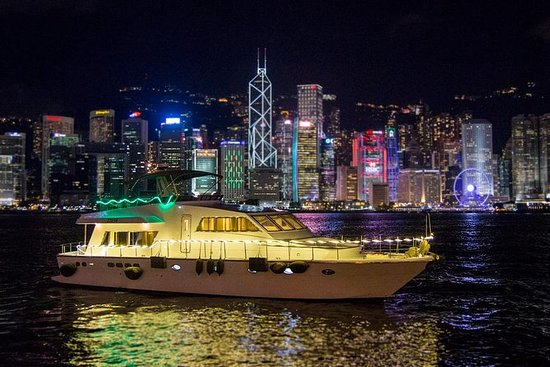 Symphony of Lights Hong Kong Hop-on...