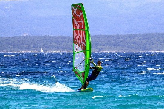 Basic 6-hour Windsurfing Course in...