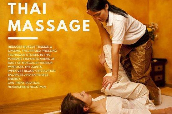 Slapp av kroppen din med tradisjonell...