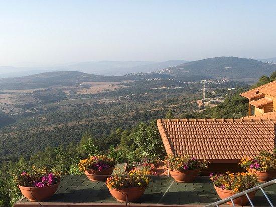 أميريم, إسرائيل: Amazing views