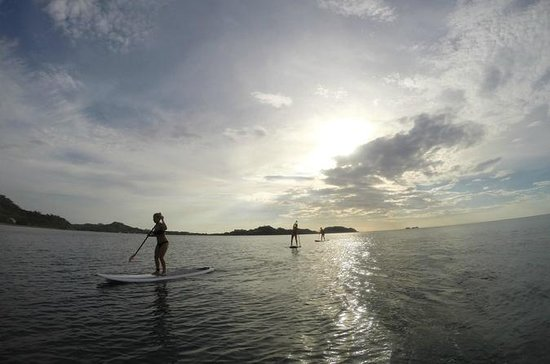 Tamarindo Stand Up Paddleboarding con