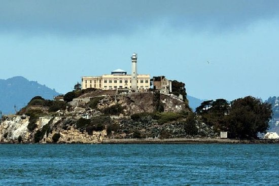 Tour de Alcatraz con almuerzo relajado