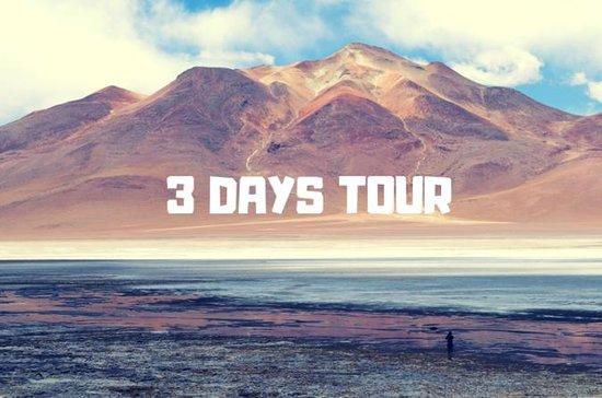 3-dages tur til Salt Flats og Lagoons