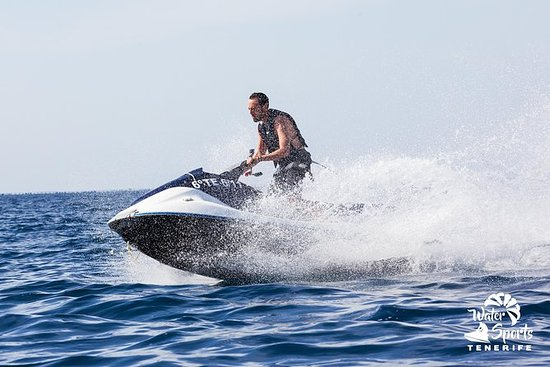 Single Jet Ski Safari 40 minuti