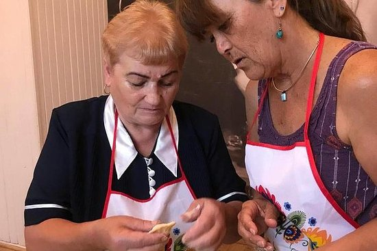 Pierogi Cooking Class med polsk...