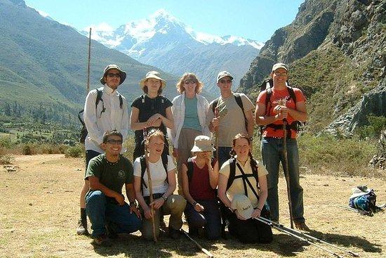 15日間の精神的なマチュピチュ・レアレス・トレック・インカ遺跡ティチカカ湖の…