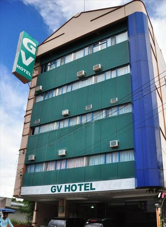 ‪‪Baybay‬, الفلبين: The front of GV Hotel BayBay, Leyte, Philippines.‬