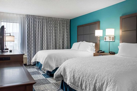 Douglas, جورجيا: Two Queen Bedroom