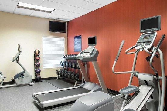 Douglas, جورجيا: Fitness Center
