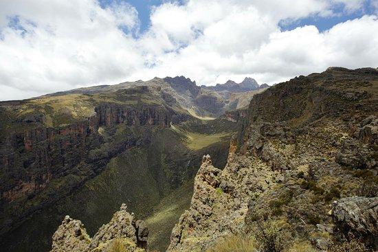Mount Kenya-billede