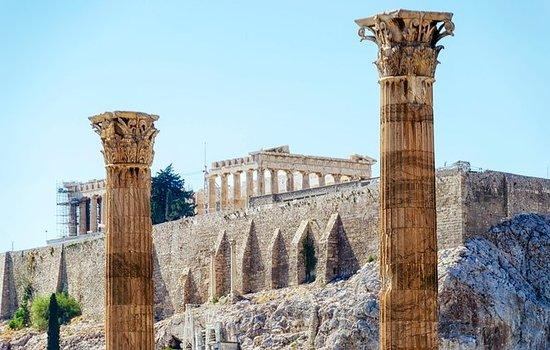 Visite unique d'Athènes SegWay. Un...