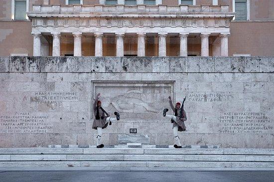 Uma jornada de Segway em Atenas...