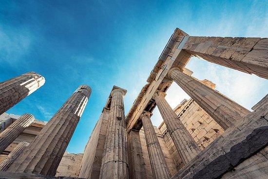 Una poderosa gira por Atenas en...