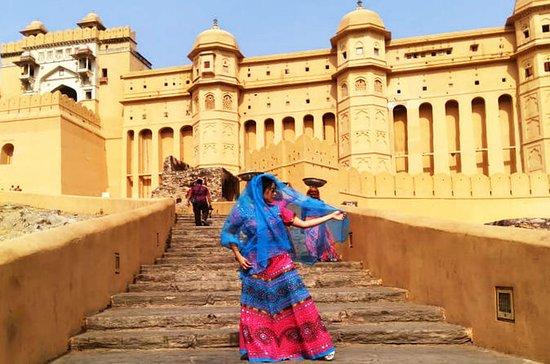Fortes e Palácios Tour de Jaipur