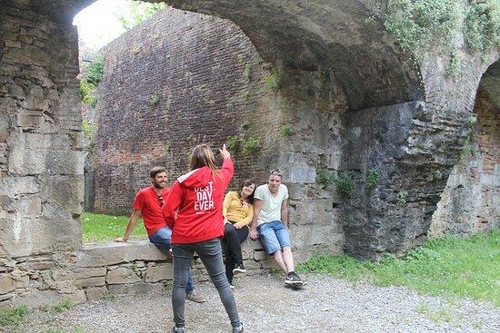 Lucca verte: visite à pied relaxante...