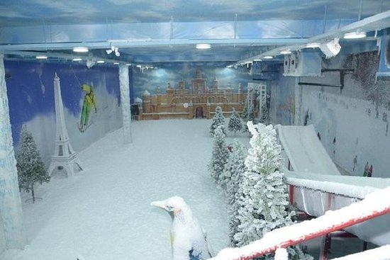 Experience Snow Park, Axis Mall