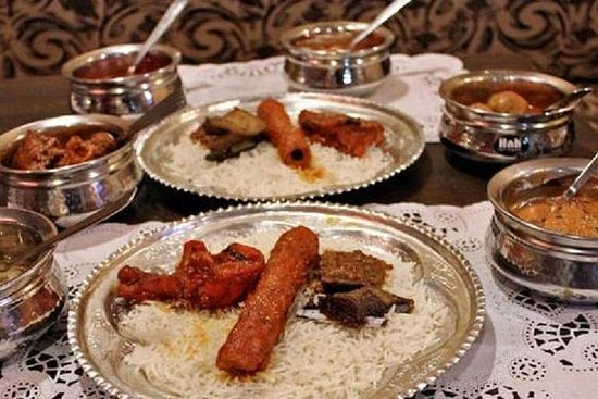 Clases de cocina de Cachemira con la...